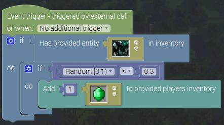 random logic working